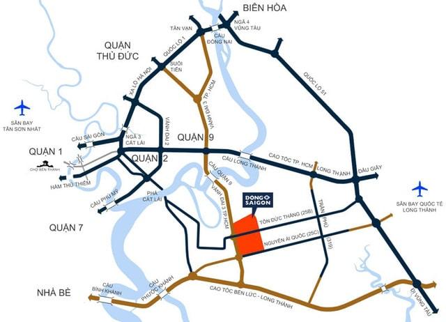 Khu đô thị Đông Sài Gòn
