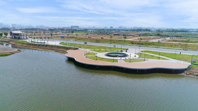 Bán đảo Vạn Phúc City