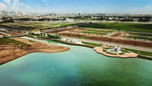 Khu đô thị dự án Vạn Phúc City