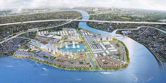 Khu đô thị mới Vạn Phúc City