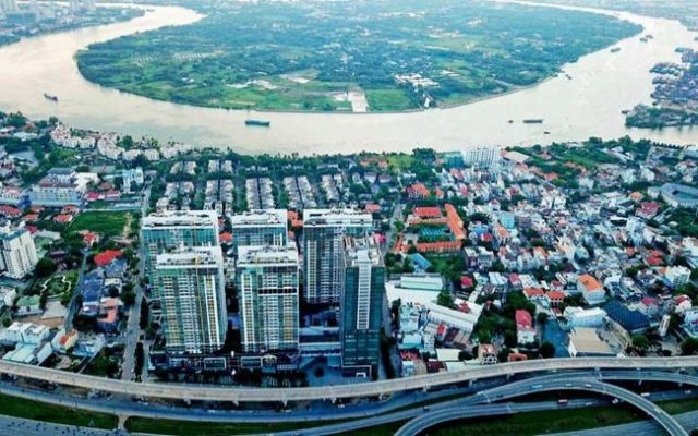 Quy hoạch Vùng TPHCM mở rộng