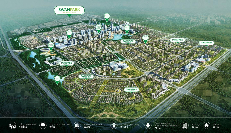 Master Plan Swanpark