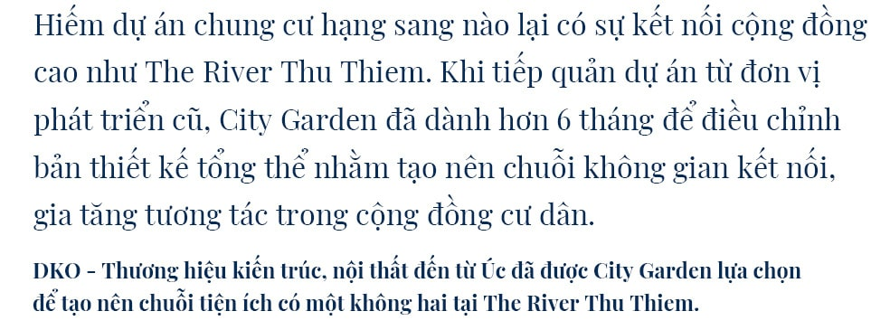Thu Thiem The River