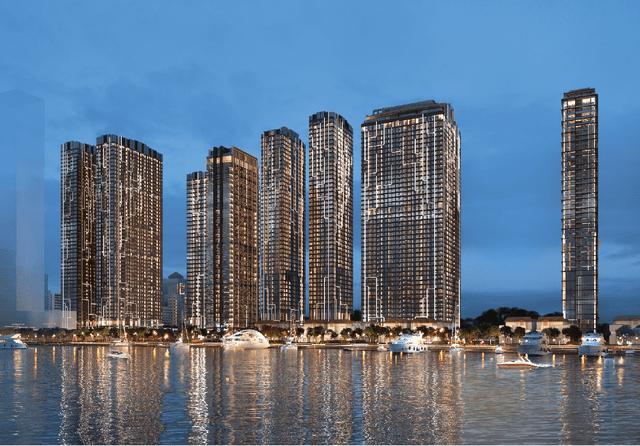 Grand Marina Masterise Homes