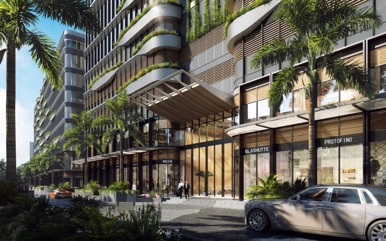 Lumière Riverside sử dụng dịch vụ Masterise Property Management