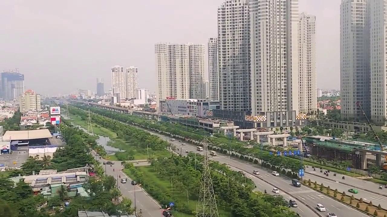 Metro Thảo Điền Quận 2