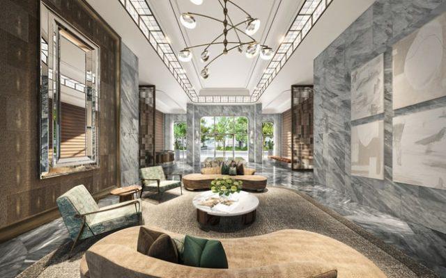 Thiết kế nội thất Grand Marina Saigon