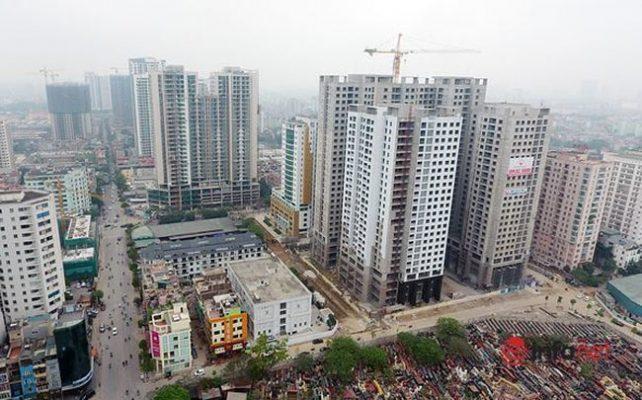 Doanh nghiệp bất động sản giảm lương